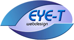 logo Eye-T webdesign